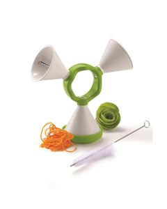 3 in 1 spiralizer