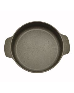 The Rock Gourmet - Round Oven Dish