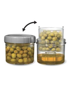 Lock & Lock Pickle Jar