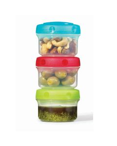 Lock&Lock - Set of 3 Mini Containers