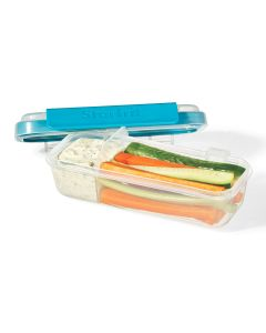 Easy Lunch - Snack and Dip Container