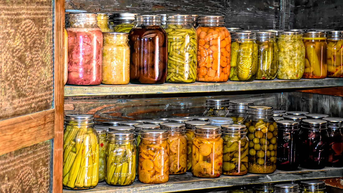 10 Easy steps to canning!