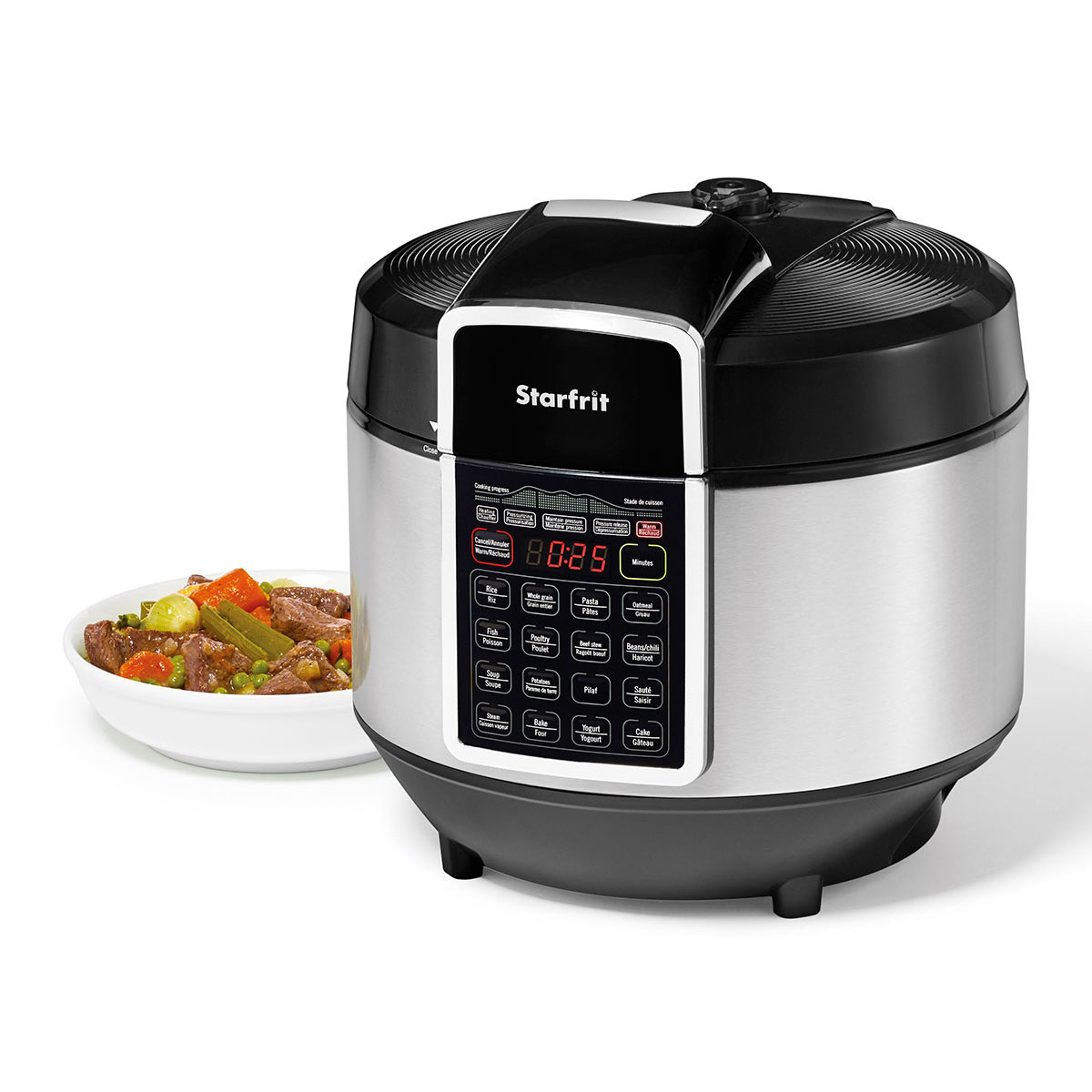 What is pressure cooking?