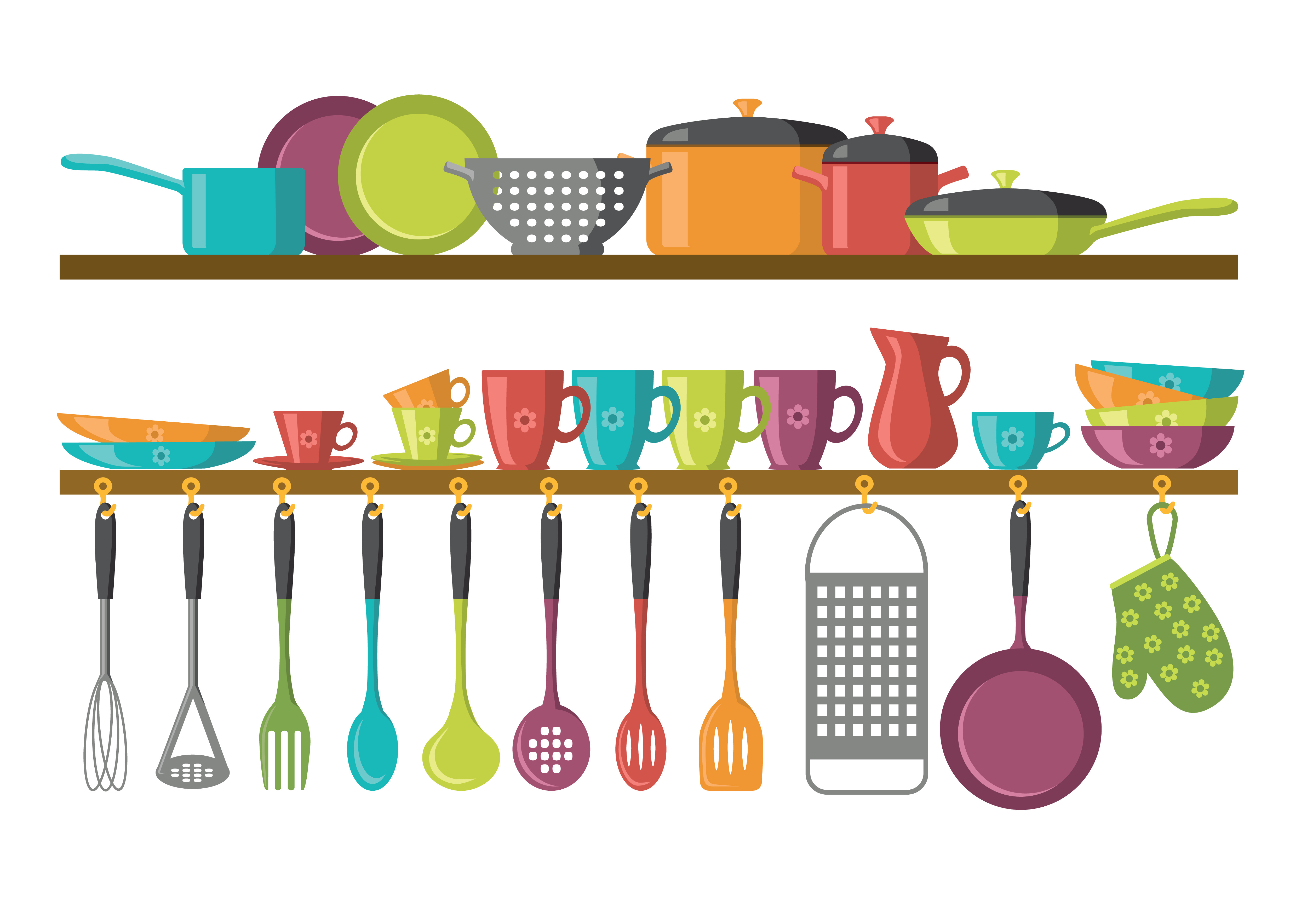 Spring Cleaning… Why Not Start with the Kitchen?